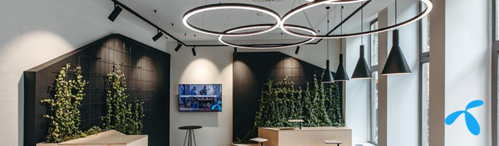 Közösségi irodát nyitott Budapest belvárosában a Telenor