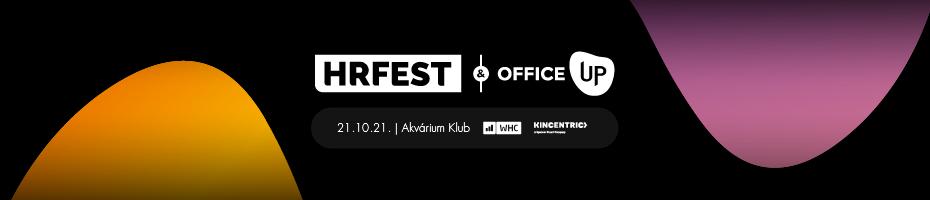 Egyesül az OfficeUP konferencia és a HR Fest 2021-ben